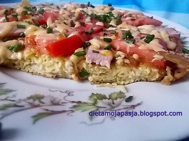Omlet makaronowy w 10 minut