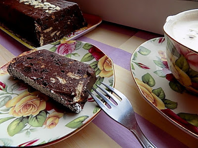 Blok czekoaldowy