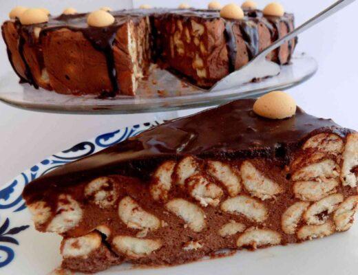 Ciasto czekoladowe szybkie
