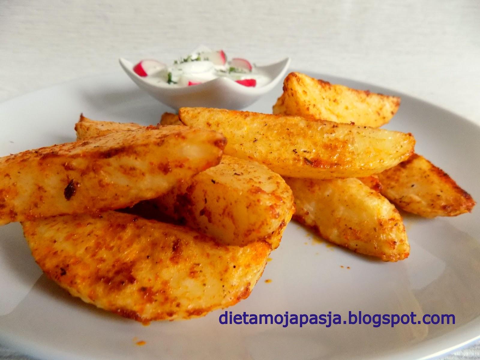 Najlepsze pieczone ziemniaki z piekarnika