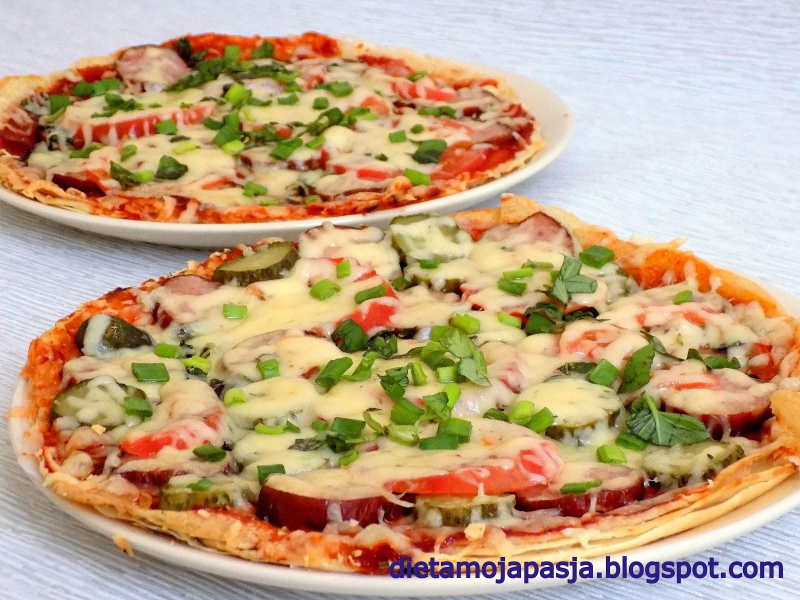 Pizza w 10 minut