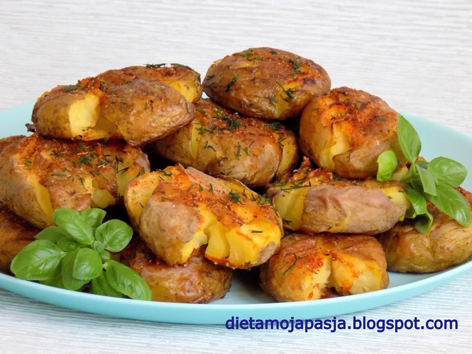 Ziemniaki gniecione czyli ziemniaki australijskie