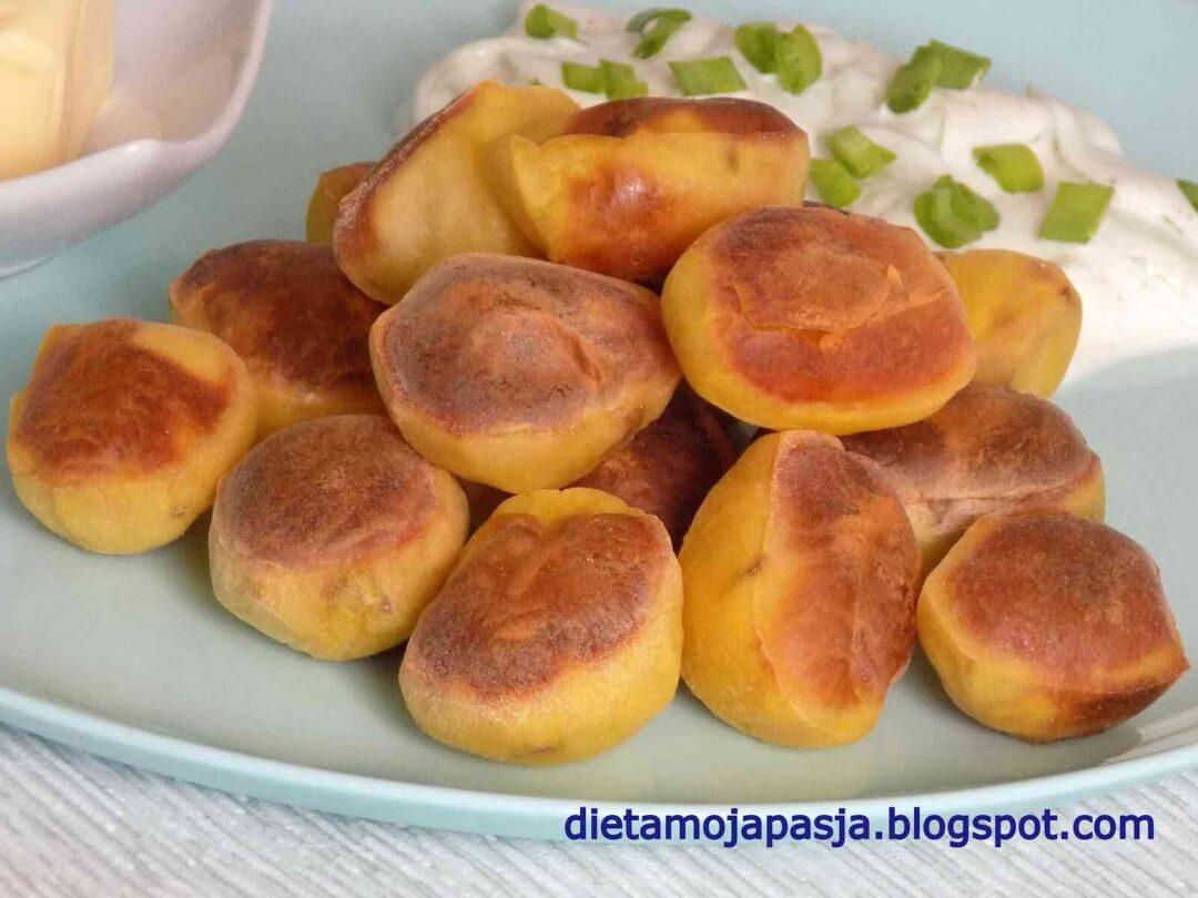 Spuchnięte ziemniaki