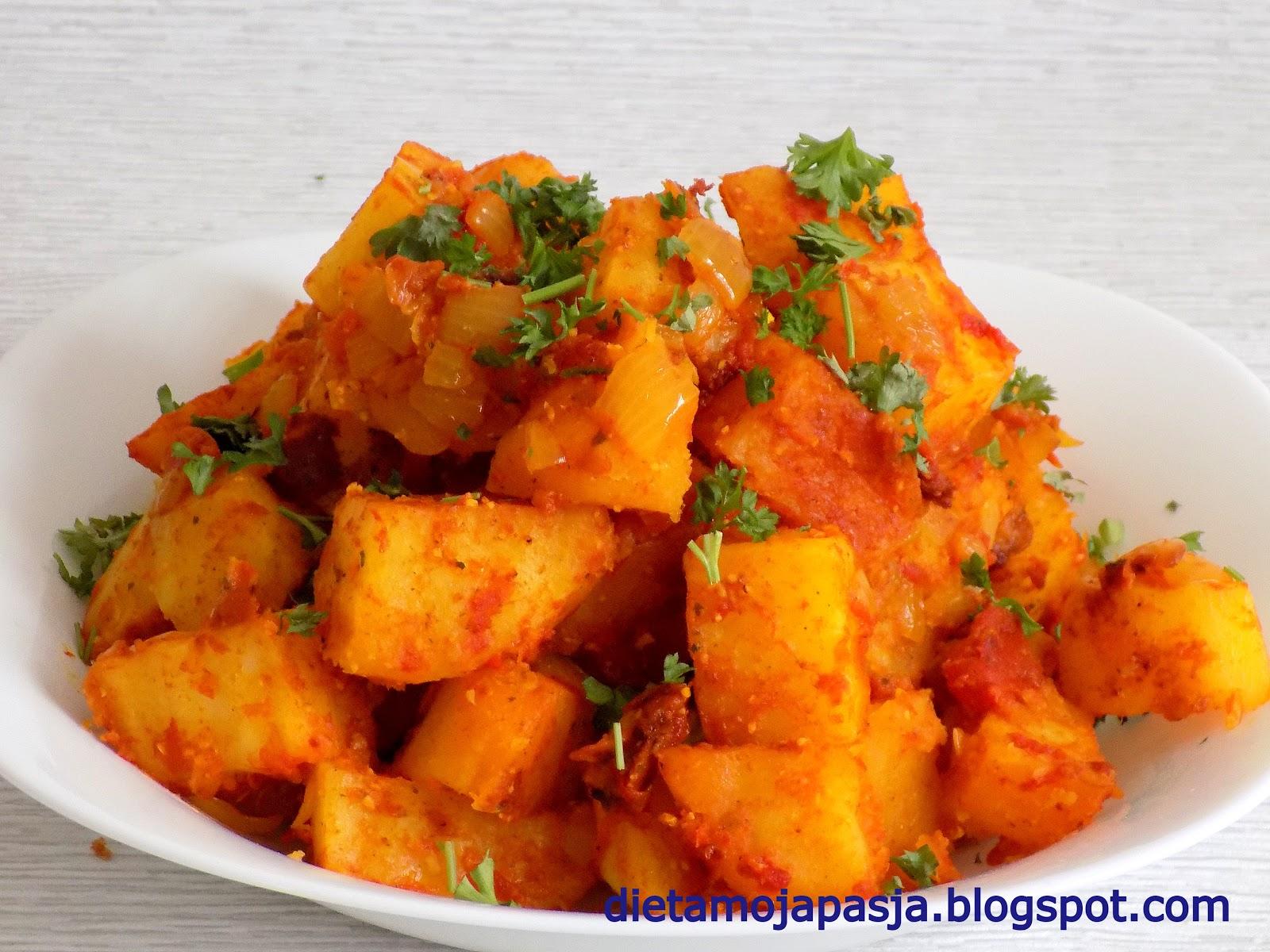 Ziemniaki Bombay