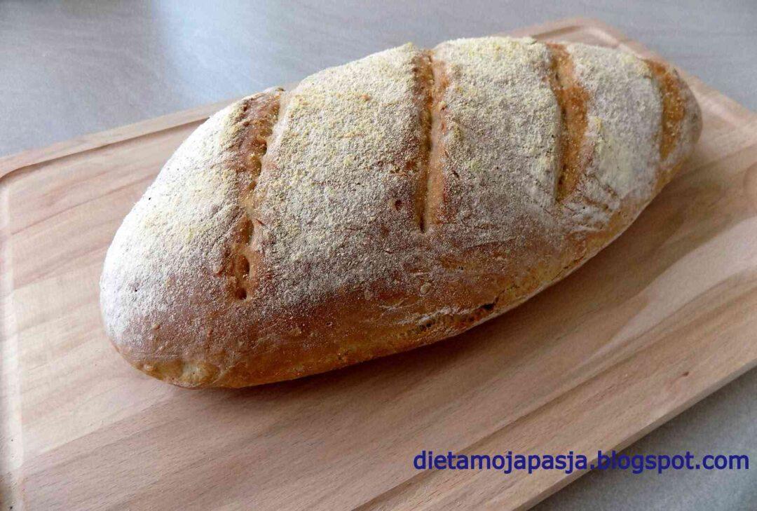 Chleb z otrębami owsianymi