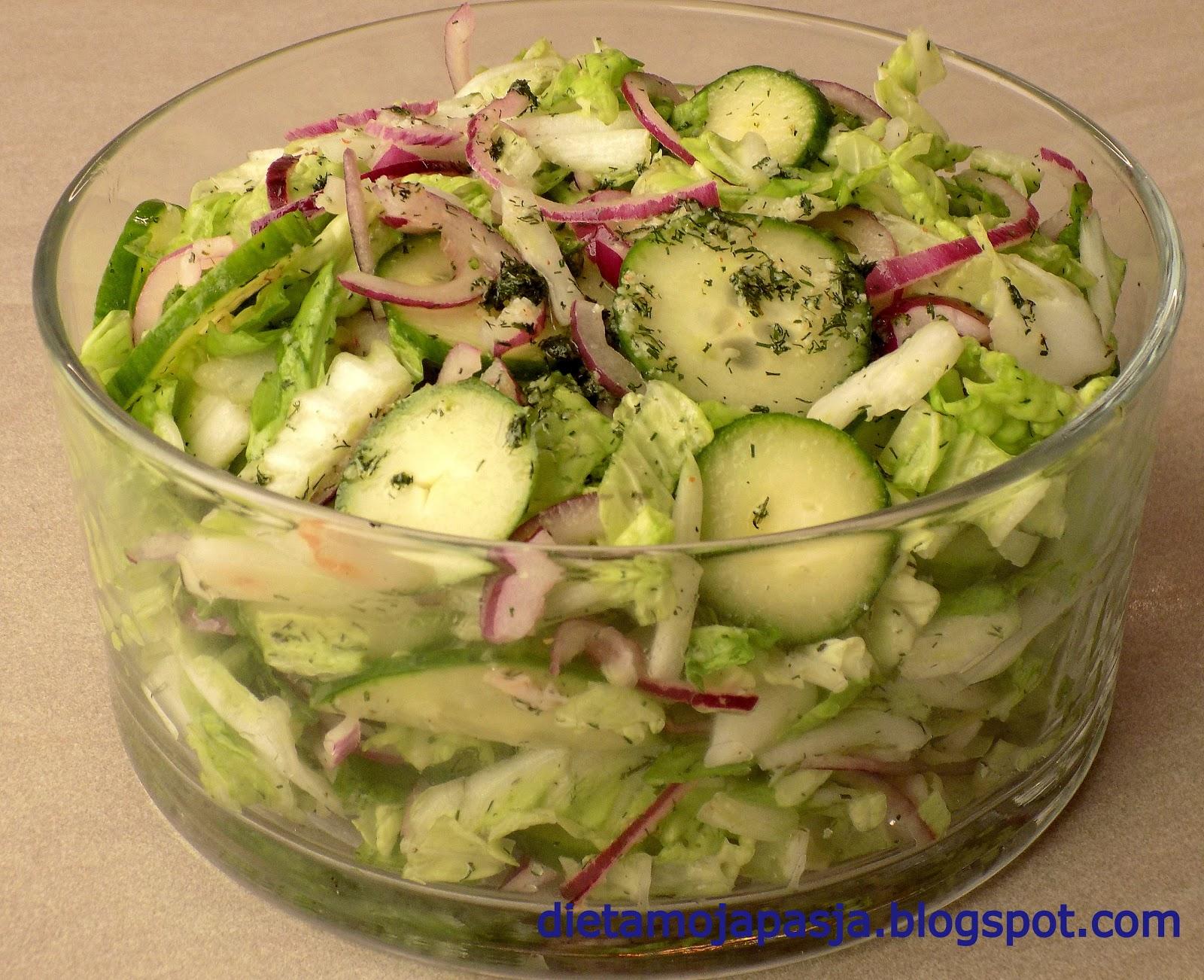 Surówka 3 warzywa
