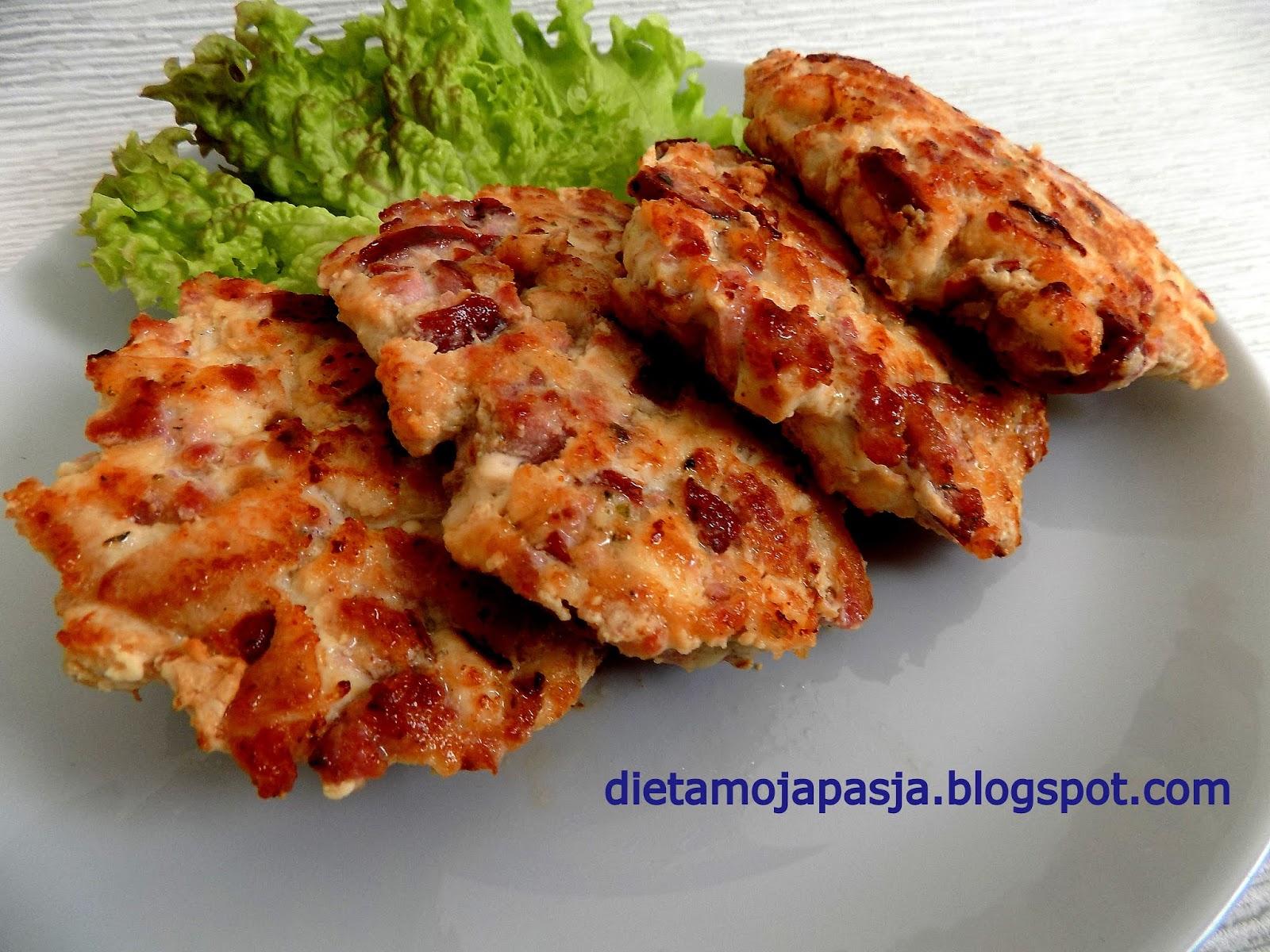 Kotlety siekane z kurczaka