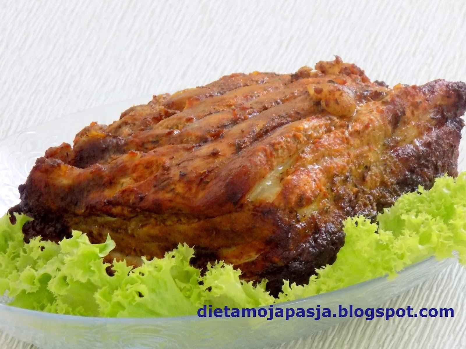 Mięso z piekarnika