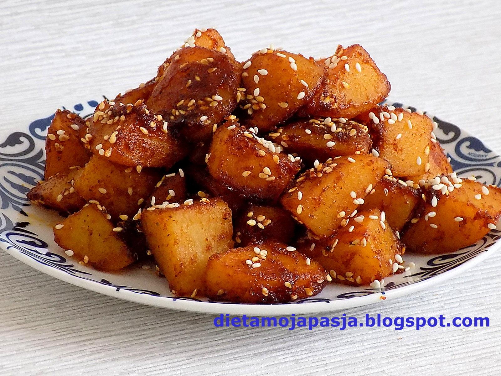 Pikantne ziemniaki z patelni