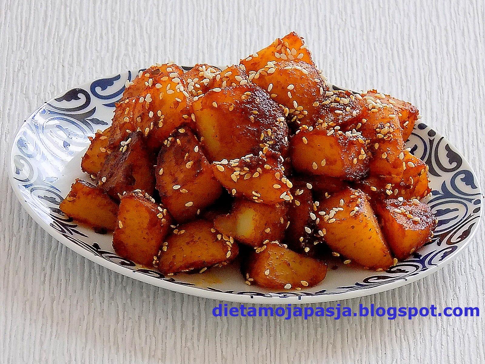 Pikantne ziemniaki