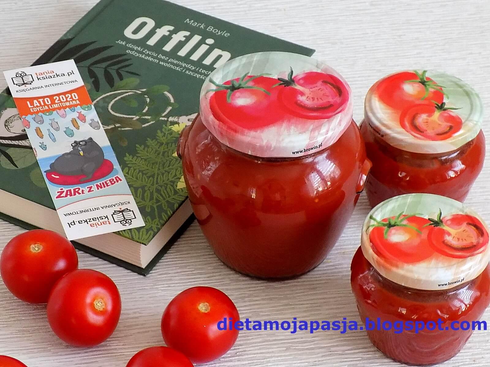 Przecier pomidorowy naszych Babć