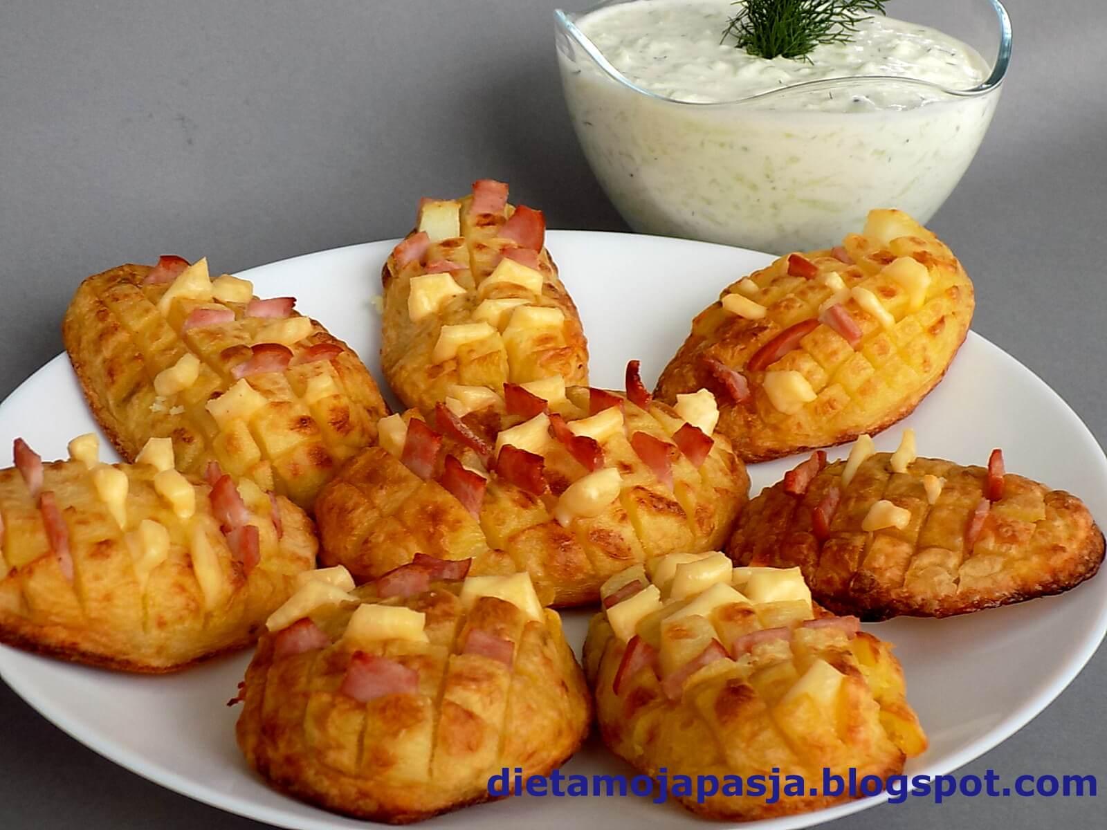 Ziemniaki nadziewane