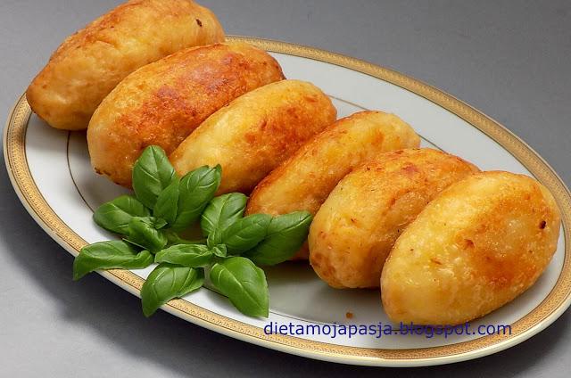 Farszynki z mięsem