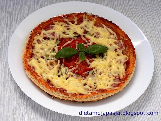 Drugie podejście czyli Pizza to też chłopak :)