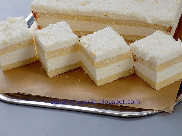 Księżniczka - ciasto na specjalne okazje