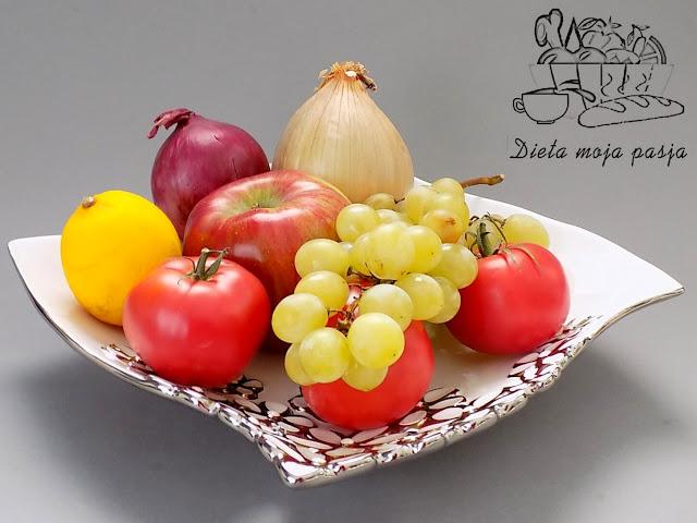 Dieta warzywno -owocowa dr Ewy Dąbrowskiej