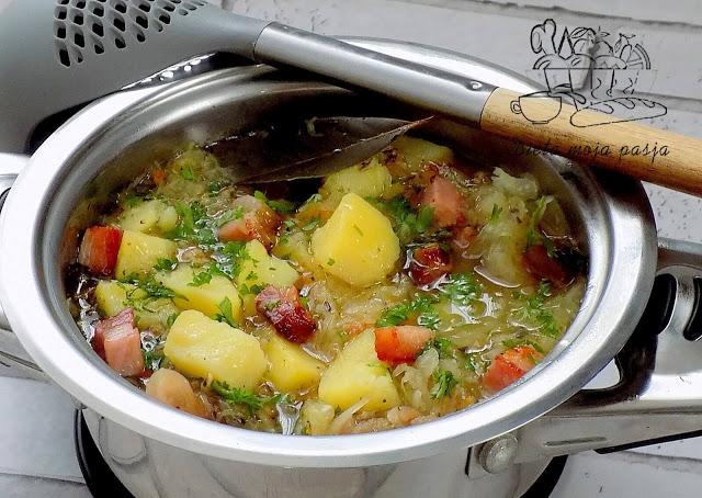 Parzybroda - zupa na chłodne dni