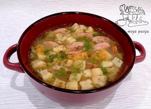 Zalewajka - tradycyjna zupa wiejska