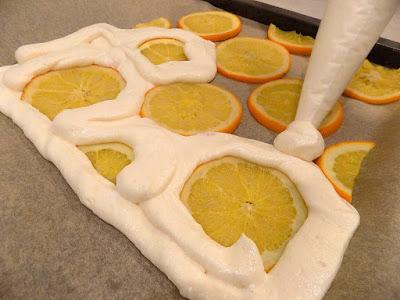 Rolada pomarańczowa - przepis