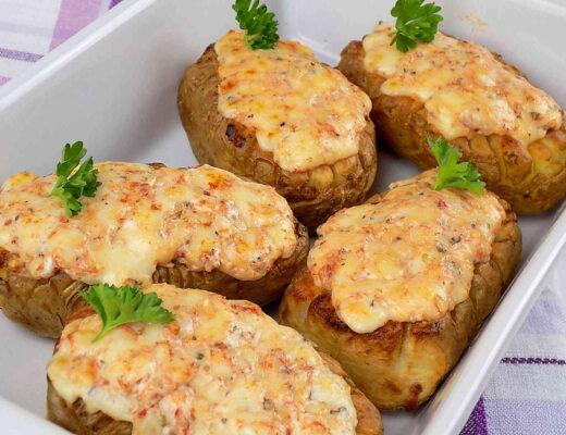 Pieczone ziemniaki w piekarniku