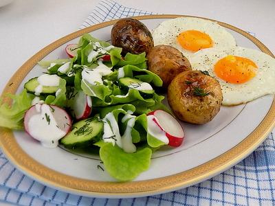 Pomysł na obiad bez mięsa