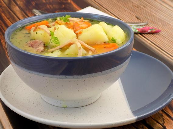 Zupa kartoflanka